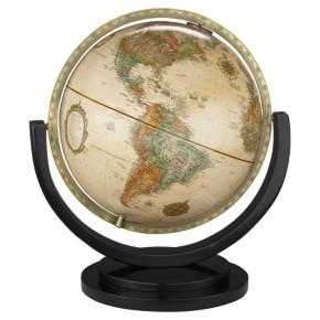 Charleston globe