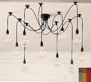 Pb chandelier
