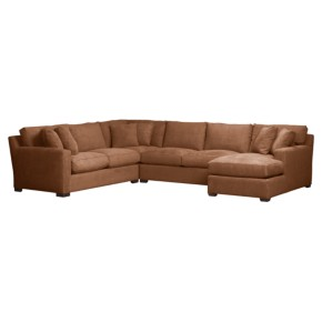 Crate and barrel axis sofa