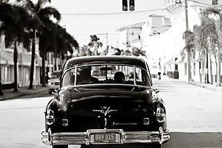Vintage car pic