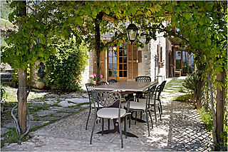 Umbrian garden