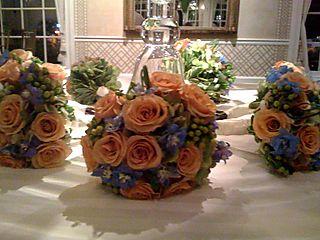 Suze nybg bouquets