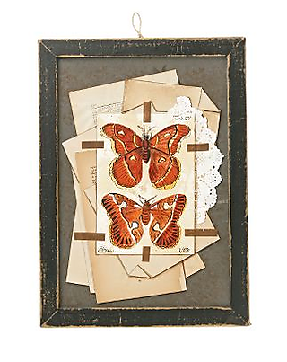 Anthropologie butterfly piece