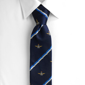 Aviator psycho bunny tie